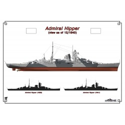 Ship's profile Series....